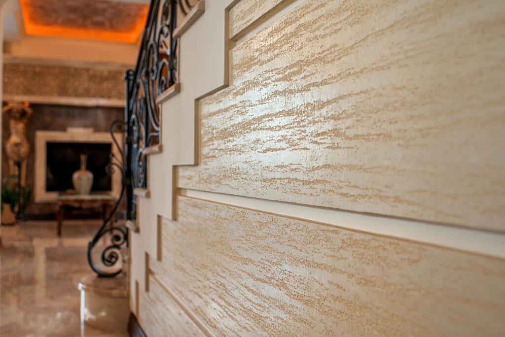 Декоративная штукатурка стен в Минске цена
